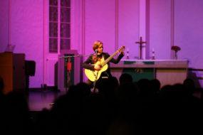 Совещание под звуки гитары