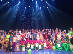 Международный детско-юношеский фестиваль циркового искусства «PARAD ALLE 2019»